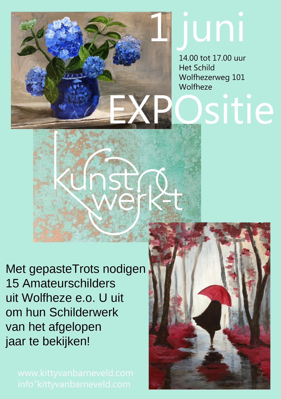 Expositie Kunst Werk-t