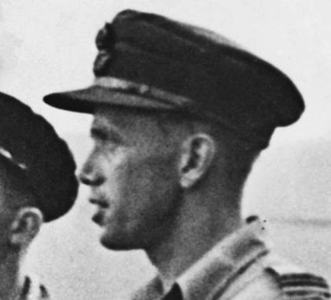 Royal Air Force (RAF) piloot David Lord