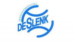 logo tennisvereniging de slenk