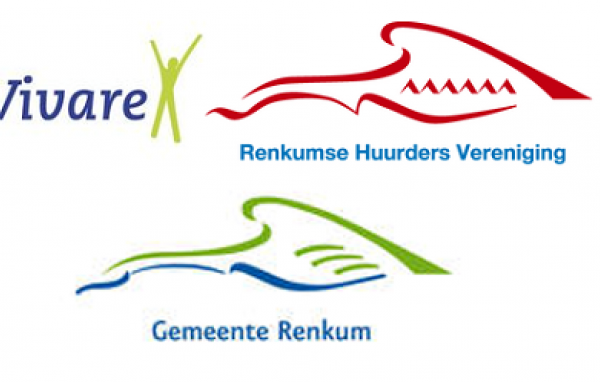logo van vivare rhv en gemeente renkum
