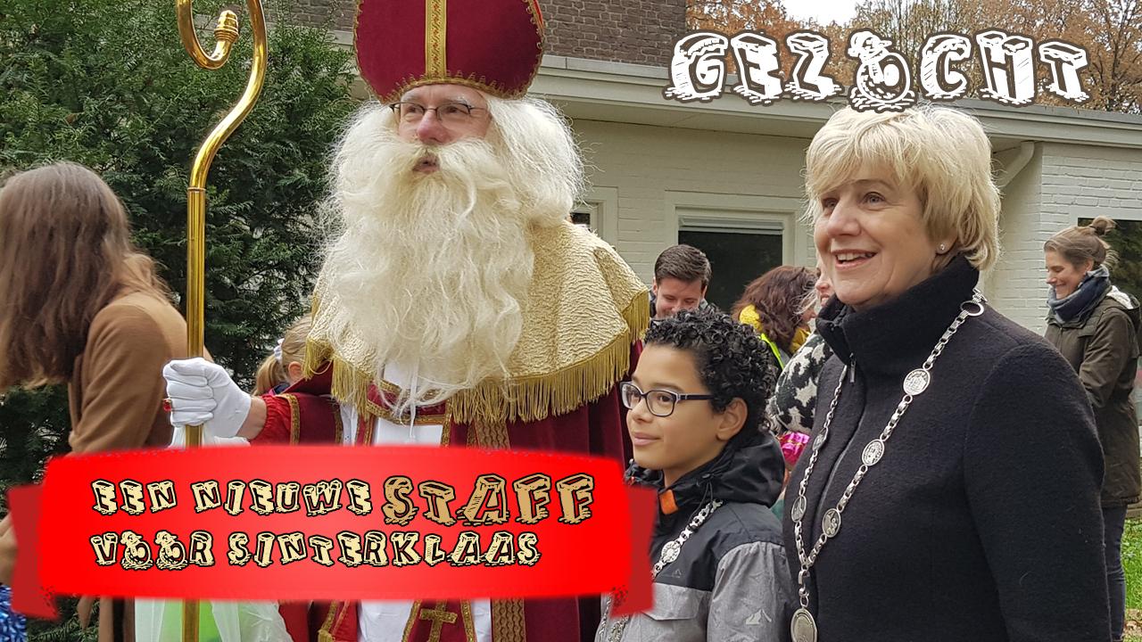 Nieuwe Staff voor Sinterklaas gezocht