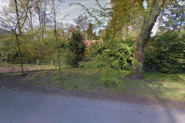 Beoogde locatie voor de Knarrenhof Balijeweg