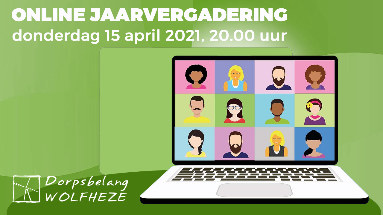 Jaarvergadering 2021