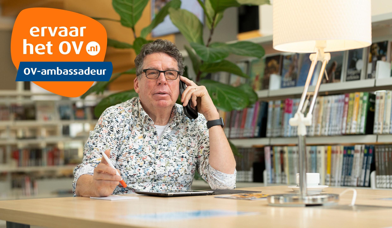 Telefonisch spreekuur OV ambassadeur